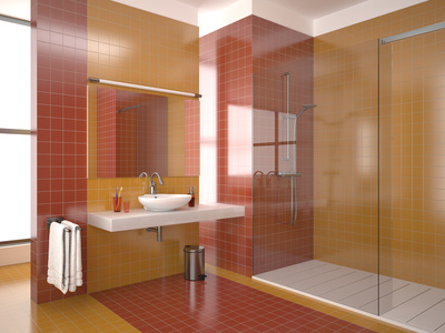 Les diff rents types de douches l italienne - Realisation salle de bain italienne ...